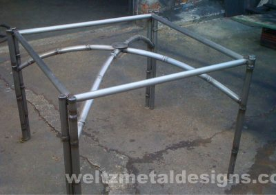 Custom Furniture by Weltz Custom Metal Designs 1