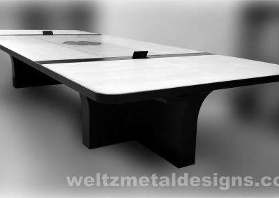 Custom Furniture by Weltz Custom Metal Designs 4