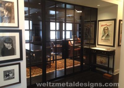 Door frames by Weltz Custom Metal Designs 0