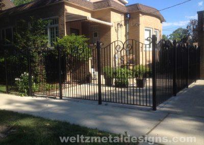 Fences by Weltz Custom Metal Designs 1