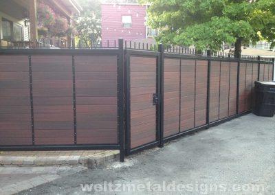 Fences by Weltz Custom Metal Designs 11