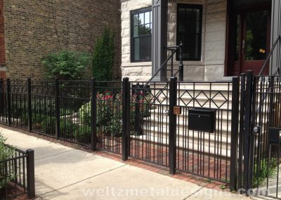 Fences by Weltz Custom Metal Designs 13