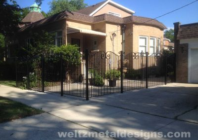 Fences by Weltz Custom Metal Designs 2