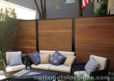 Fences by Weltz Custom Metal Designs 5
