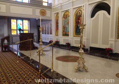 Ornamental metal railings by Weltz Custom Metal Designs 16