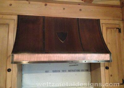 Range Hoods by Weltz Custom Metal Designs 2