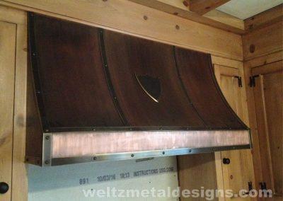 Range Hoods by Weltz Custom Metal Designs 3
