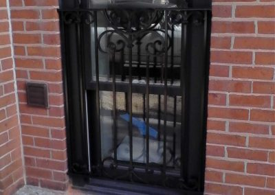 Window grates and Guards by Weltz Custom Metal Designs 2